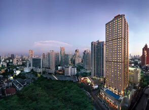Marriott Executive Apartment Sukhumvit Park
