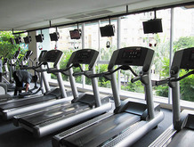 bangkokgardenapartment-gym