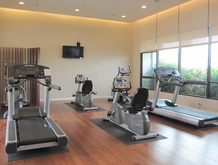 living@citiresort-gym
