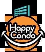 ロゴマーク HAPPY CONDO