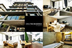 トンロー駅から徒歩3分のお値打ち新築サービスアパート CV 12 The Residence