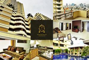 まるで高級ホテル! 充実したファシリティの数々が魅力のアパート Piyathip Place