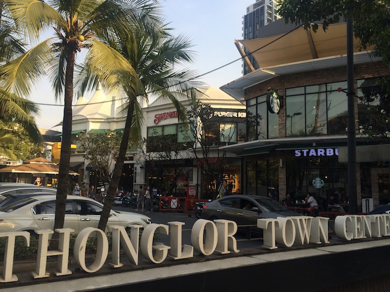 thonglor town centre