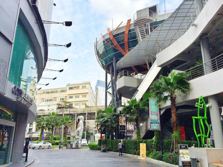 skywalk condominium