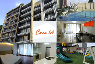 ソイ24の家族向け超優良物件「Casa 24」に空き部屋あり!