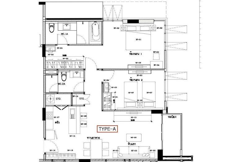 sirivit residence sukhumvit 27