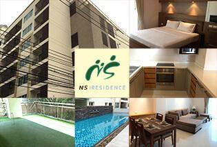 エカマイ・ソイ10にある豊富な収納が魅力の穴場的アパート NS Residence