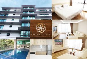 日本人のために建てられた超人気家族向けアパート Sakura Suites