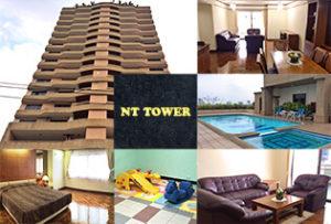 180㎡の3ベッドルームが家賃62,000B! エイト・トンローまで徒歩2分のアパート NT Tower