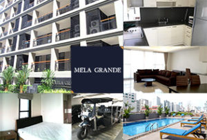 アソークのオアシスここにあり! 人気アパート「Mela Grande」は眺望も最高!