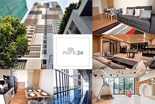 人気のソイ24に大注目の新築コンド「Park 24」がオープン!