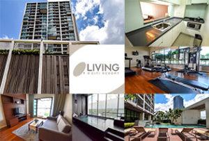 高級旅館のような大浴場が魅力! 日本人のために建てられたサービスアパート「Living at Citi Resort」
