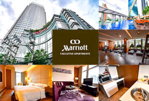 スクンビットNo.1のスカイバー「Octave」が自宅に! Marriott Executive Apartments Bangkok Sukhumvit Thonglor