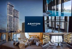 ついに賃貸募集開始! アソーク駅前にそびえる超高層新築コンドミニアム「Ashton Asoke」