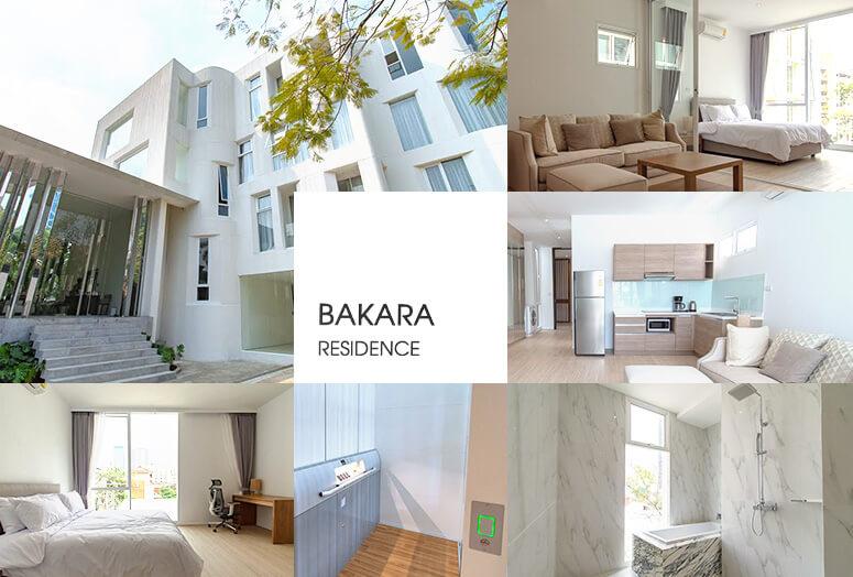 これはオシャレ! トンローの新築サービスアパート「Bakara Residence」