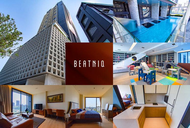 新築なのに広めの間取りと豪華なファシリティが魅力!「BEATNIQ」